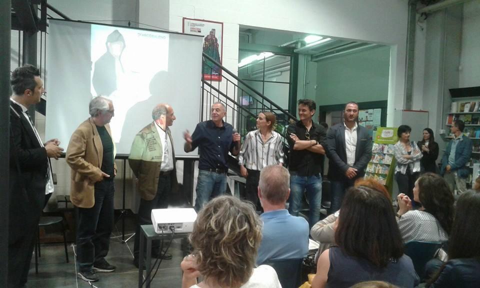 Il regista Riccardo Iacopino